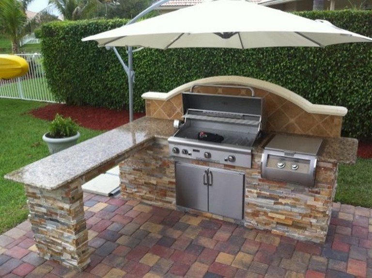 Amazing Outdoor Kitchen Ideas On A Budget
