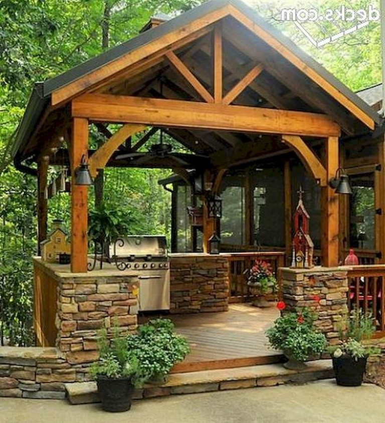44+ Amazing Outdoor Kitchen Ideas on A Budget - Page 2 of 46