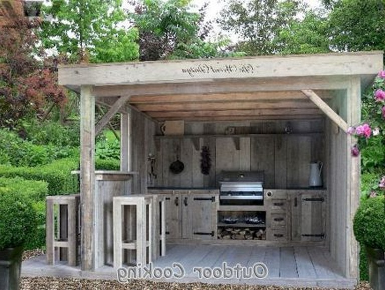 44 Amazing Outdoor Kitchen Ideas On A Budget Page 13 Of 46