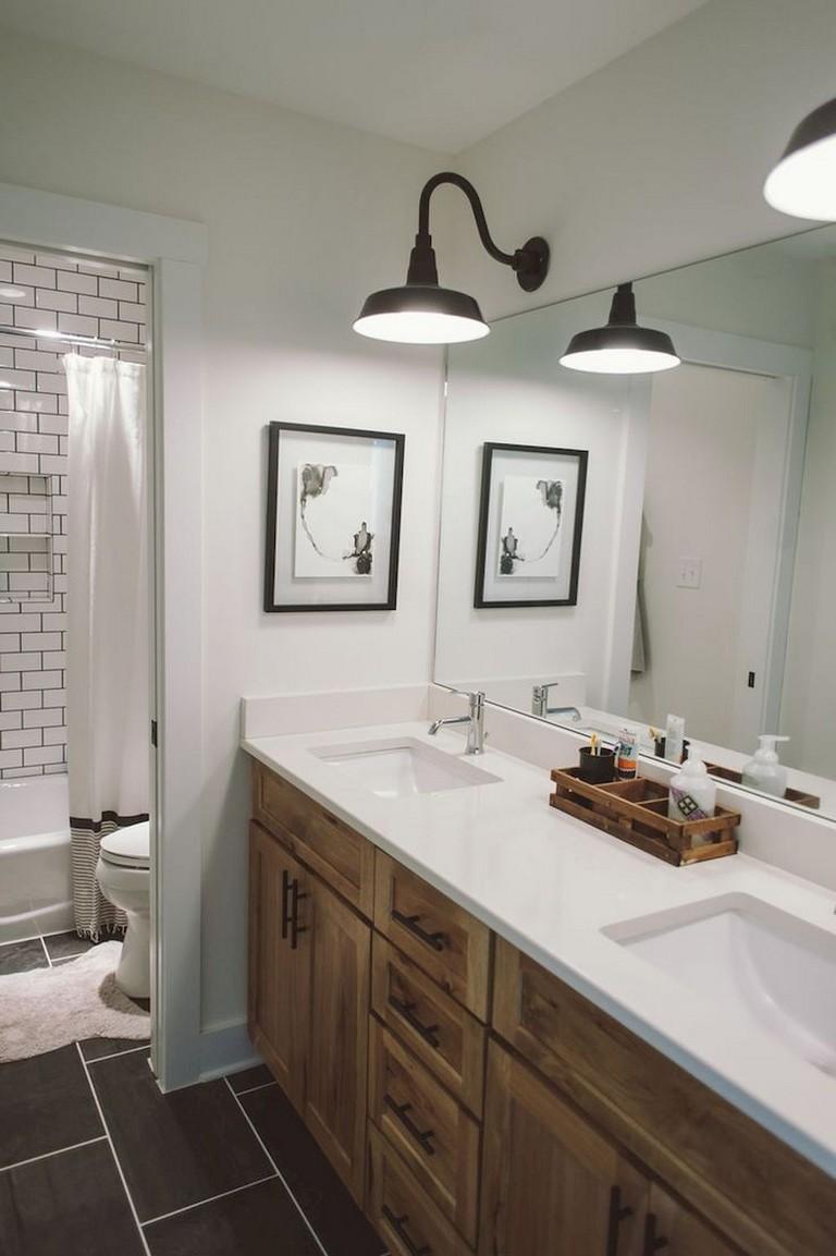 58+ Beautiful Master Bathroom Remodel Ideas
