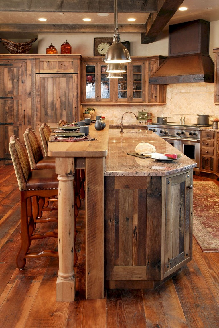 31 Awesome Kitchen Designs Ideas With Rustic Page 8 Of 33