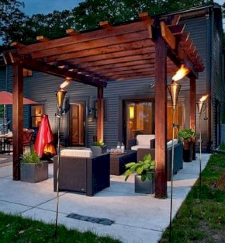 98 Cozy Backyard Patio Design And Decor Ideas Page 3 Of 100