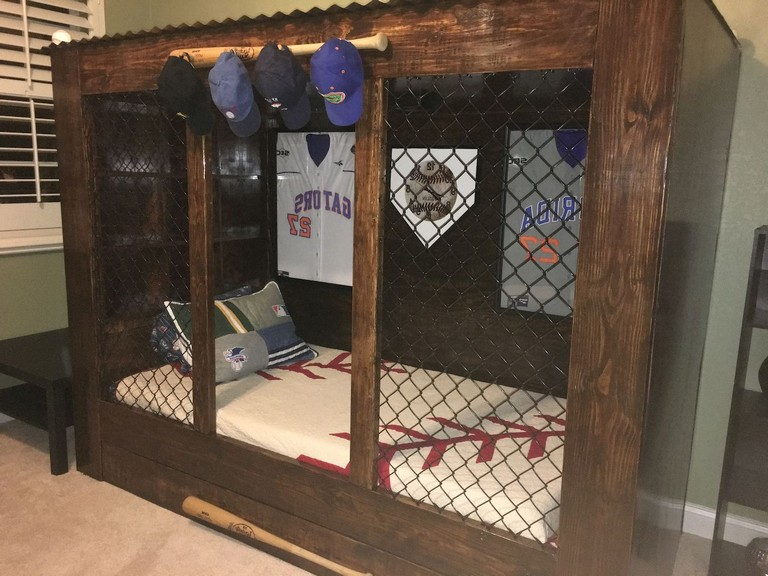 48 Awesome Sport Bedroom Ideas For Boys Page 2 Of 50