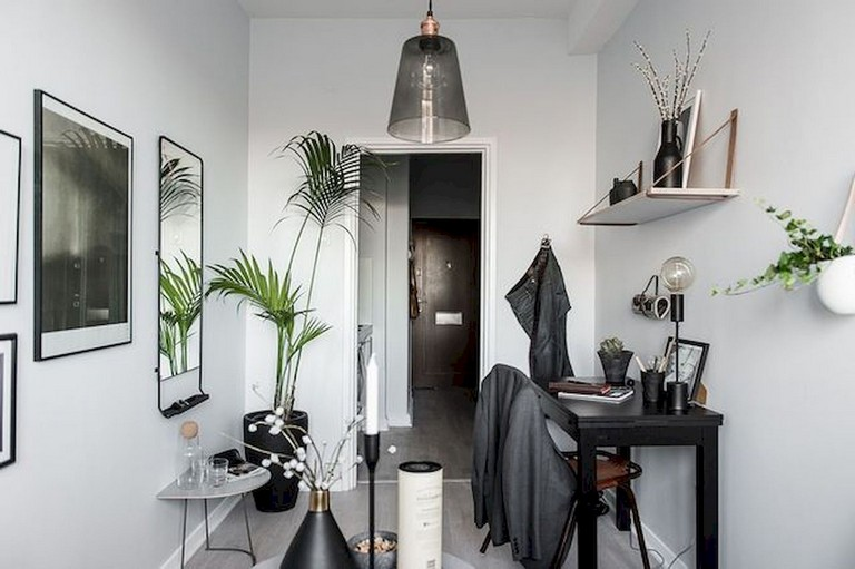 62+ Awesome Stylish Scandinavian Studios Apartment ...